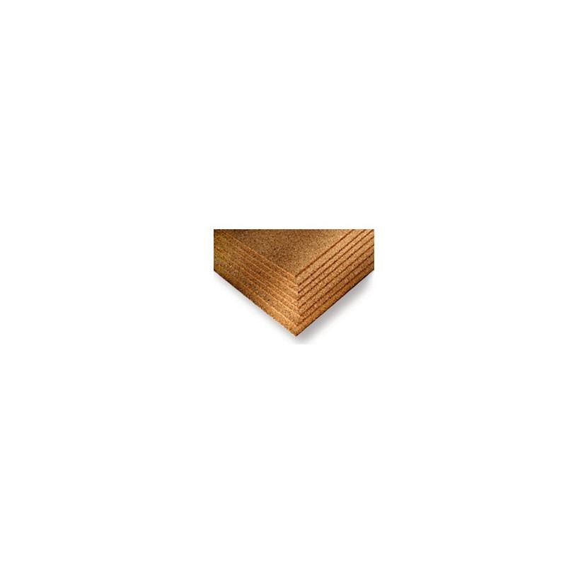 Corcho en planchas ideal para paredes o soportes de - Placas de corcho para paredes ...