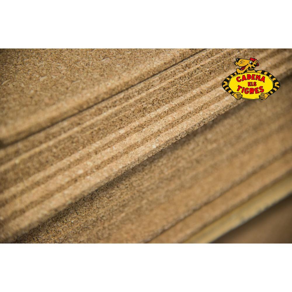 Corcho en planchas ideal para paredes o soportes de - Planchas de corcho ...