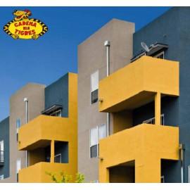 Pintura Plástica exterior, fachadas y otras superfícies